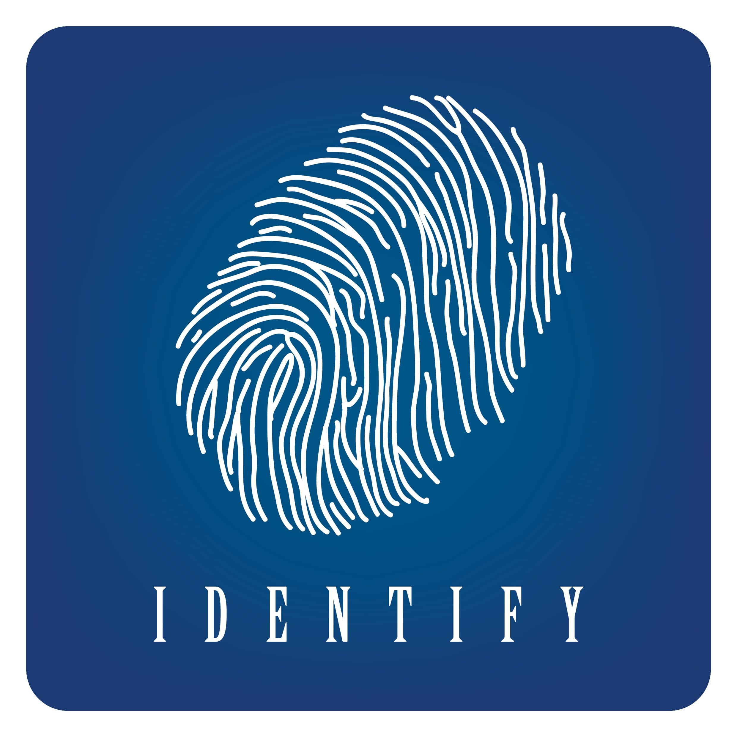 identify and verify fingerprint